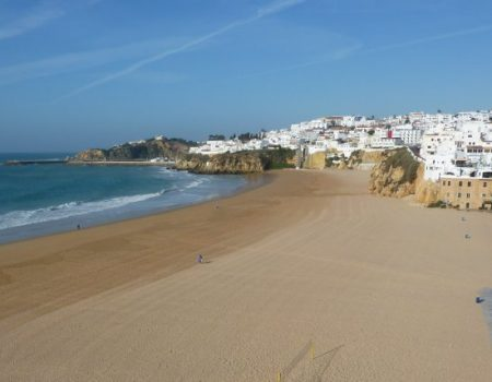 Albufeira, Castle of the Sea