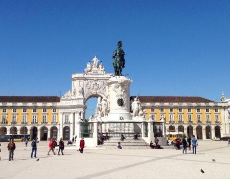 terreiro do paco portugal travel