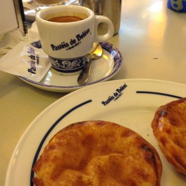 pasteis de belem portugal travel