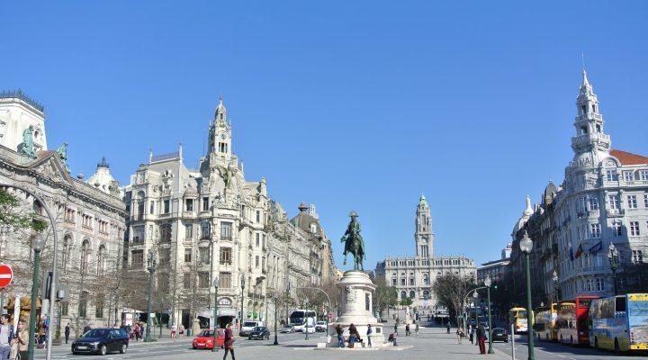 Oporto, city Invicta