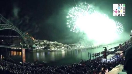 Popular Saints' Festivals, Saint John, Oporto