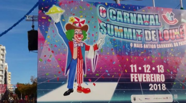 Carneval Loulé, the oldest in the country